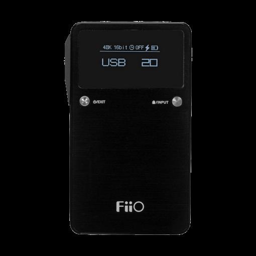 آمپیلیفایر موسیقی قابل حمل فیو FiiO E17K