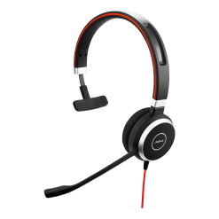 هدست اداری جبرا  Jabra Evolve 40 MS Mono
