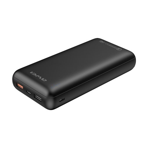 شارژر همراه ( پاوربانک) اوی Awei P96K 20000 میلی آمپز شارژ سریع