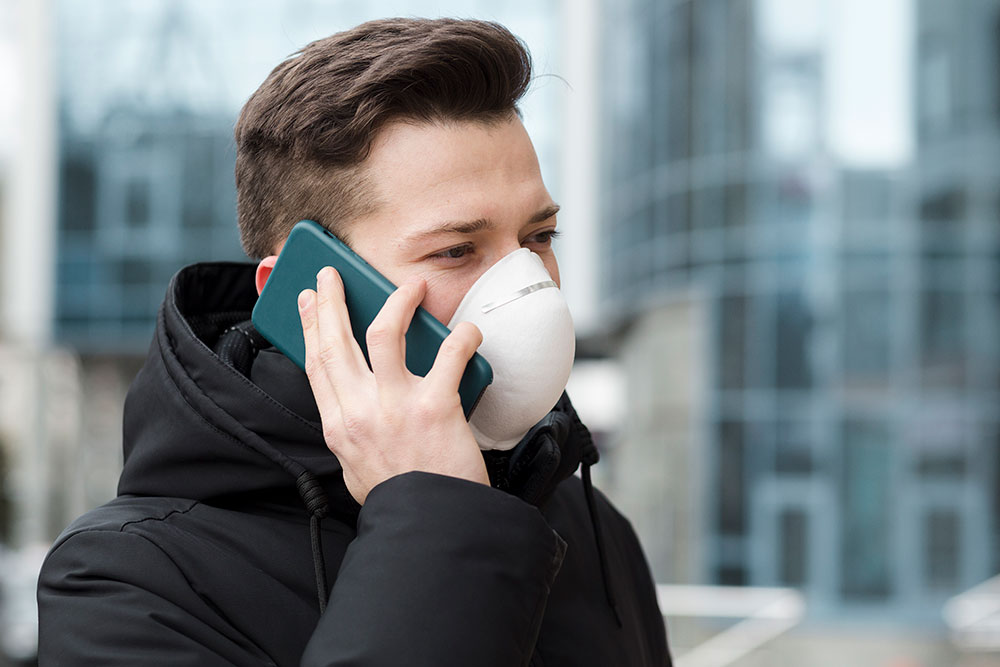 ضدعفونی کردن گوشی موبایل در جهت رفع ویروس کرونا