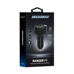 شارژر فندکی راک رُز Rockrose Ranger P3