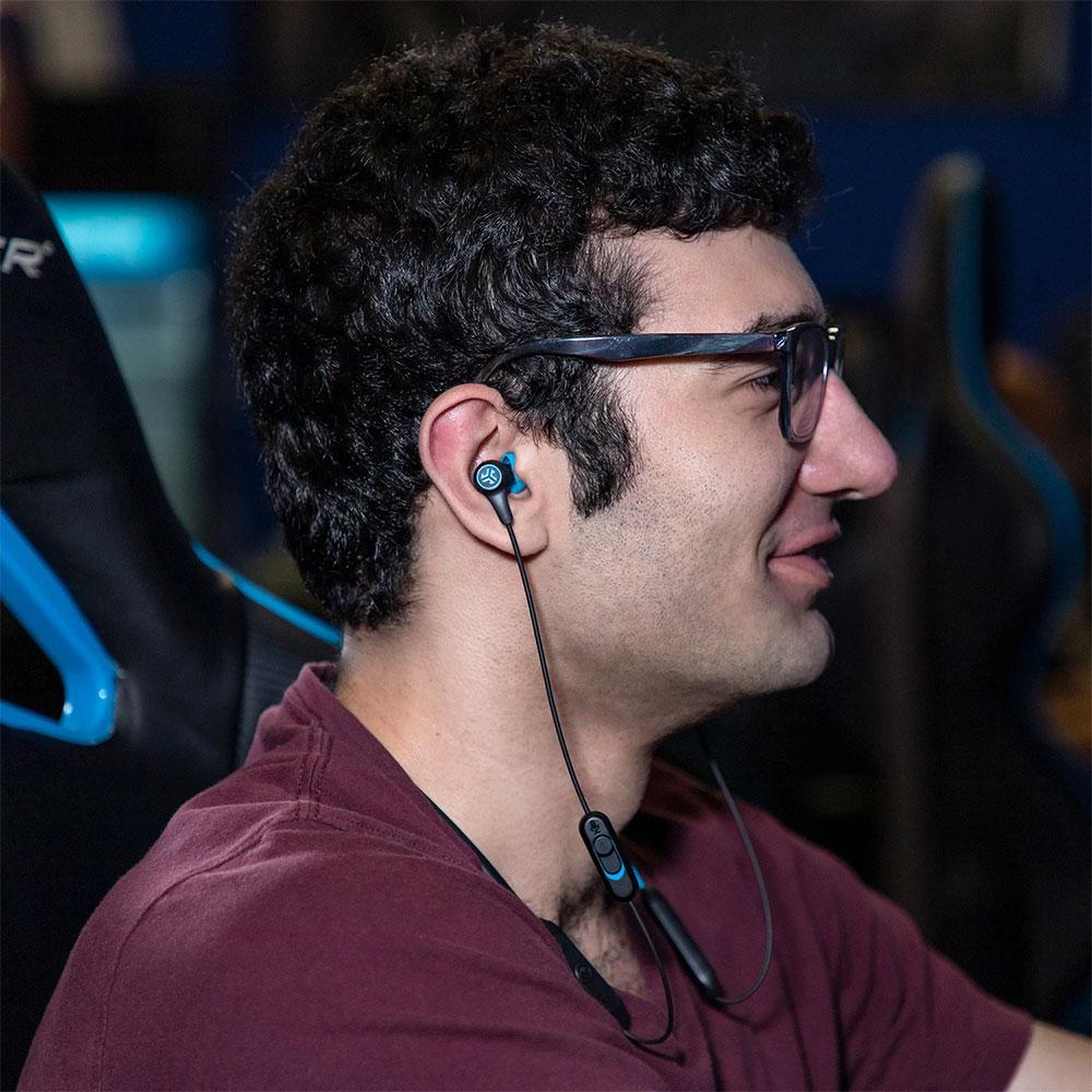 هدفون دورگردنی بی سیم و ورزشی جی لب JLab Play Gaming
